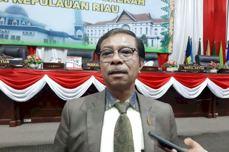 Gubernur Kepri Kena OTT KPK, Ketua DPRD: Pemerintahan Harus Jalan Masih Ada Wagub