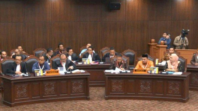 7 Gugatan Sidang PHPU Pileg 2019 Provinsi Jambi digelar di MK