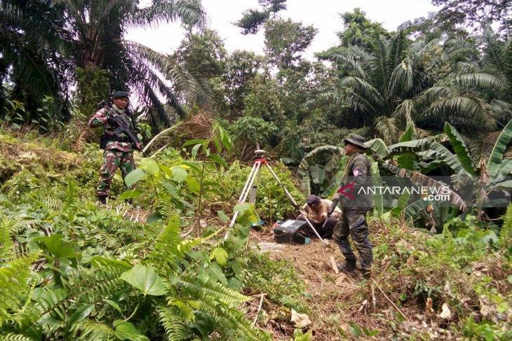 Polemik Bertahun-tahun, Batas Negara Indonesia-Malaysia Diukur Ulang