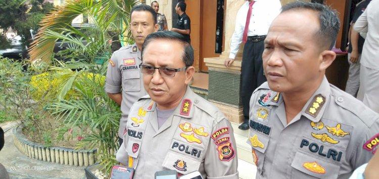 Massa SMB Sempat Ancam Polisi, 330 Personil TNI/Polri Disiagakan di Batanghari