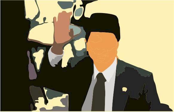 Caleg DPRD DKI Gerindra Dicari Polisi Terkait Politik Uang
