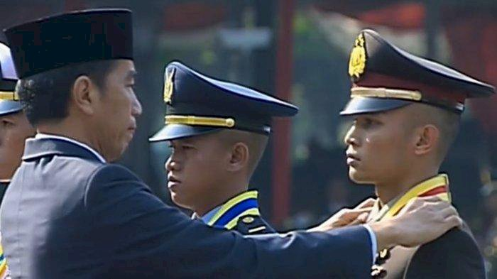 M Idris Anak Petani Peraih Adhi Makayasa Polri 2019