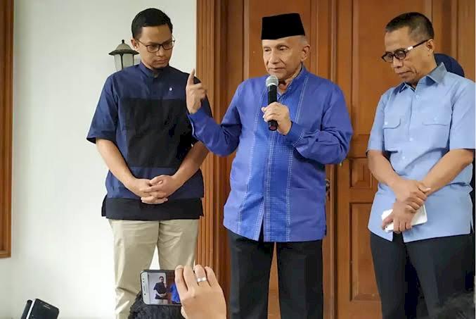 Usai Pertemuan Prabowo-Jokowi, Amien Rais: Tak Ada Lagi Cebong dan Kampret, Tinggal 'Cebong Bersayap'