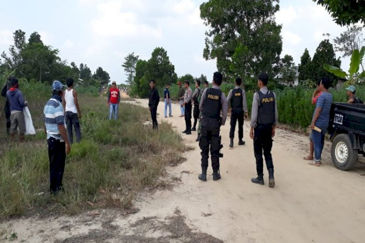 Kapolres: Empat Korban Tewas dalam Bentrok Mesuji