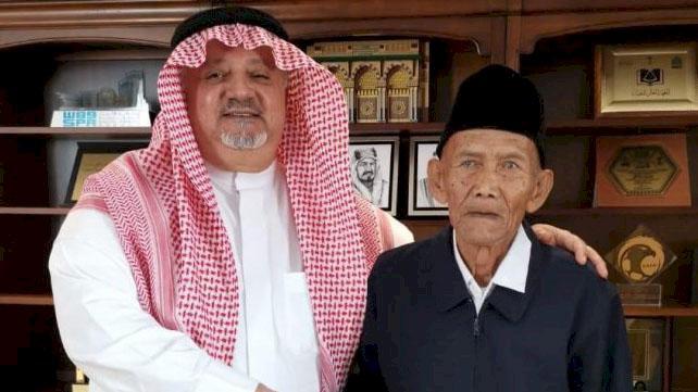 Usai Viral di Medsos, Kakek 94 Tahun Diundang Khusus Raja Salman Ibadah Haji