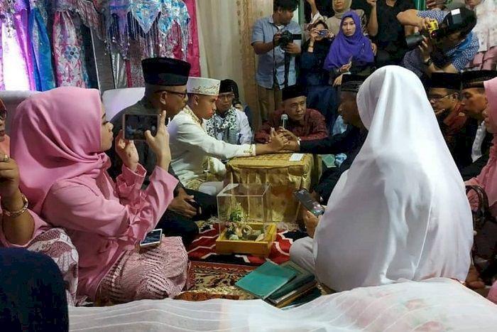 Viral, Pengantin Ijab Qabul di Samping Jenazah Ibunda yang Meninggal 3 Jam sebelum Hari Bahagia