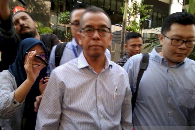 KPK Telusuri Aset Milik Tersangka Emirsyah Satar