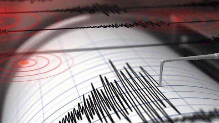 Gempa 5 Magnitudo Goncang Pulau Seram Maluku