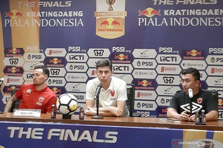 Pelatih PSM Kritik Wasit Usai Timnya Dikalahkan Persija