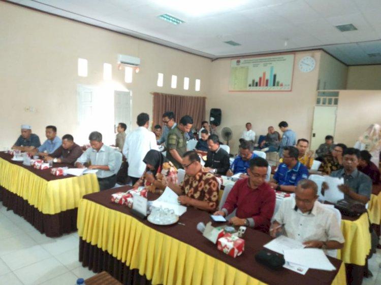 SAH!! KPU Muaro Jambi Tetapkan 35 Anggota Dewan Terpilih, Cek Nama-namanya