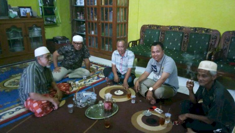 Rumah Kades Lubuk Kepayang Terbakar, APDESI Sarolangun Turut Prihatin
