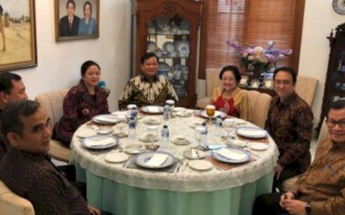 Politisi PDIP: Megawati-Prabowo Bicara Pengurangan Polarisasi
