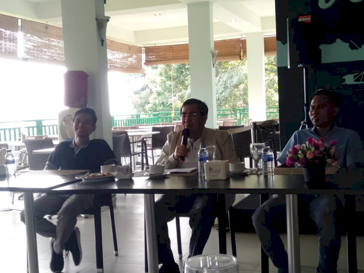 Asafri Jaya Bakri Singgung Soal Uang Ketok Palu dan Pilkada 2020