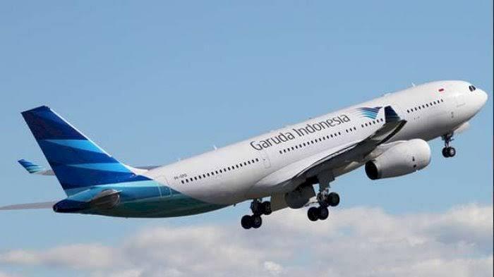 TV di Bangku Pesawat Rusak, Garuda Indonesia Dituntut Ganti Rugi Rp100