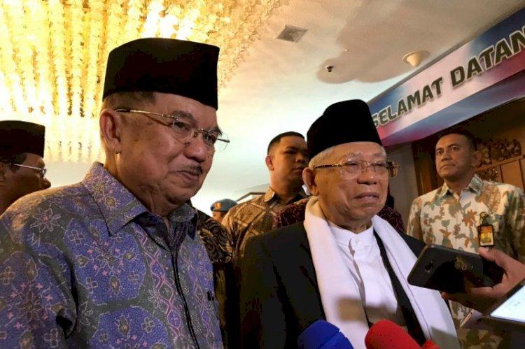 JK Sebut Maruf Amin Sulit Jalankan Peran Ulama dan Umaro Bersamaan