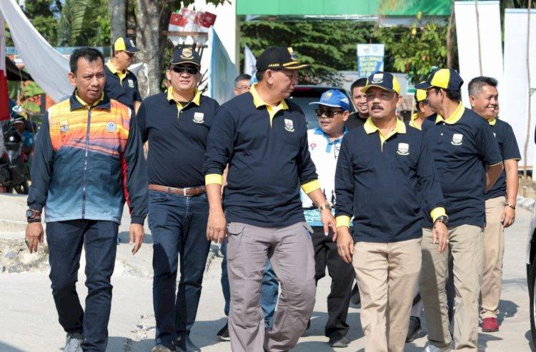 Sekda Jambi Buka Kejurnas Dayung Junior dan U-15 di Danau Sipin