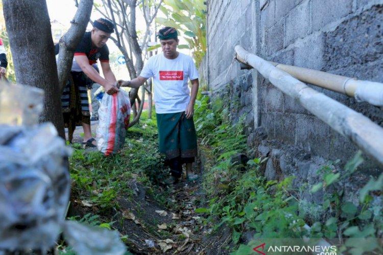 Satgas Kebersihan Pekanbaru Tindak 32 Pelanggar Buang Sampah Sembarangan