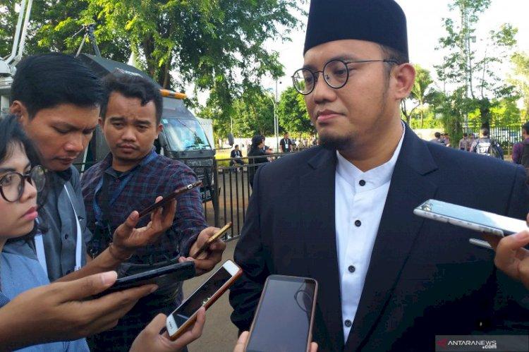 Resmi Gabung Gerindra, Dahnil: Prabowo Minta Saya Bergabung