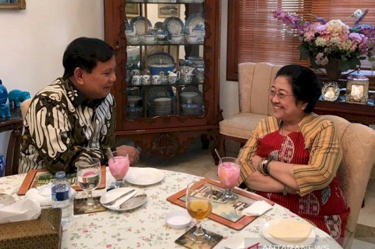 Dahnil: Prabowo Sangat Terbuka Jika Megawati Mampir ke Hambalang