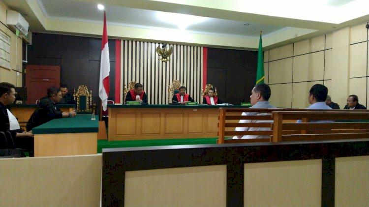 Korupsi Proyek Irigasi, Kadis PU Sarolangun Dituntut 1,5 Tahun Penjara dan Denda 100 Juta