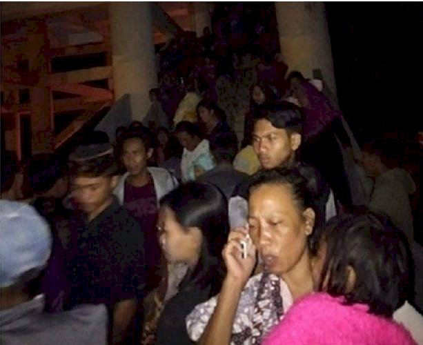 Panik Akibat Gempa, Warga Cigemblong Tewas Serangan Jantung