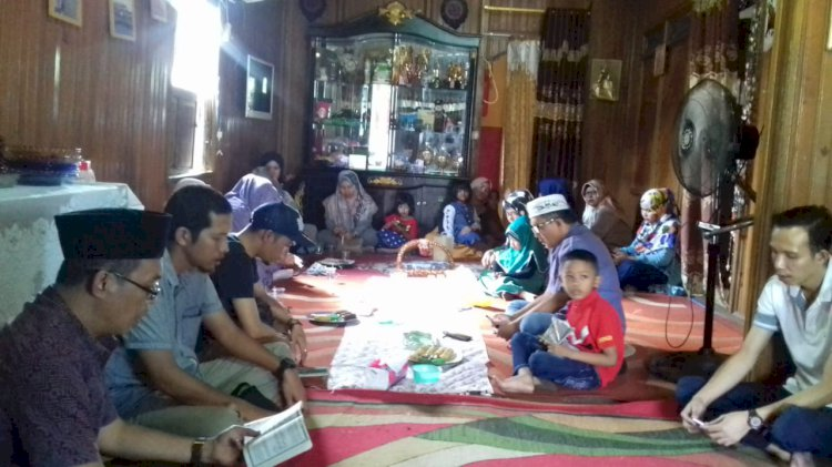 Tingkatkan Rasa Syukur dan Pererat Silaturahmi, UKPBJ Rutin Gelar Pengajian