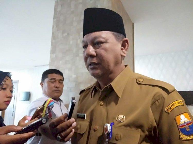 Karhutla di Jambi Mengganggu Negara Tetangga, Gubernur dan Kasatgas Dipanggil Menkopolhukam