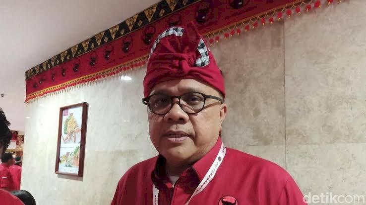 Anggota DPR dari PDIP Nyoman Dhamantra Ditetapkan KPK Tersangka Suap Impor Bawang