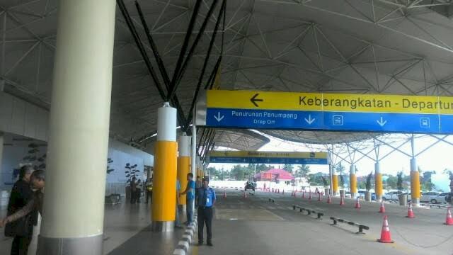 Jarak Pandang Turun 2.700 Meter, Visibility di Bandara Jambi Menurun