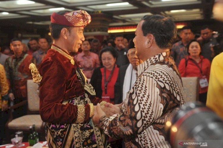 Gerindra Bantah Prabowo Tawarkan Konsep dalam Koalisi Jokowi-Maruf
