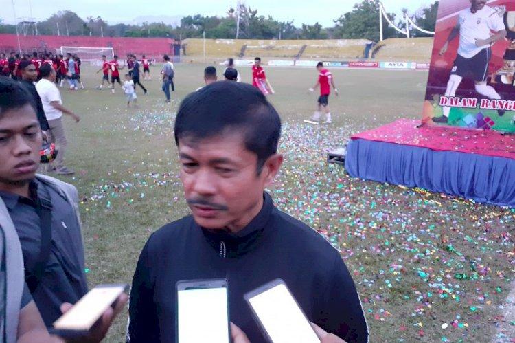 Indra Sjafri: Sumbar Satu-satunya Polda Rutin Turnamen Sepak Bola Antar Polres