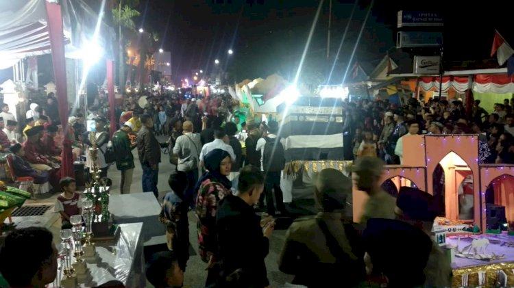Festival Pawai Takbiran di Tungkal Jadi Wisata Religi