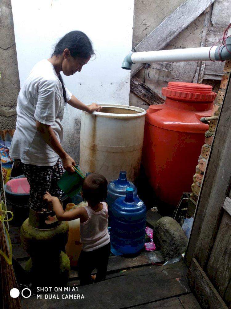 Krisis Air Bersih di Kualatungkal PDAM Hentikan Distribusi