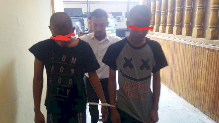 Nekat Curi Sepeda di Rumah Polisi, Dua Remaja Ini Berurusan Polisi