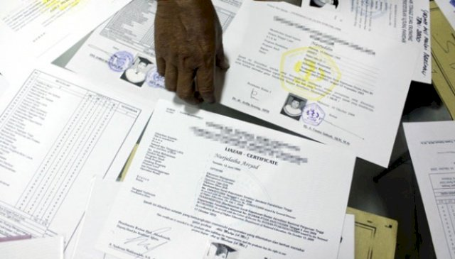 Anggota DPRD Gerindra Terpilih di Kerinci Diduga Gunakan Ijazah Palsu?