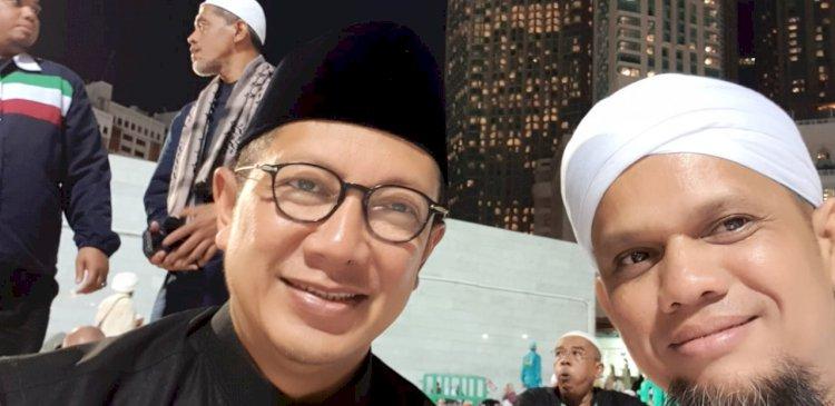 Subuh, Menag Lukman Pantau Jemaah Haji di Masjidil Haram