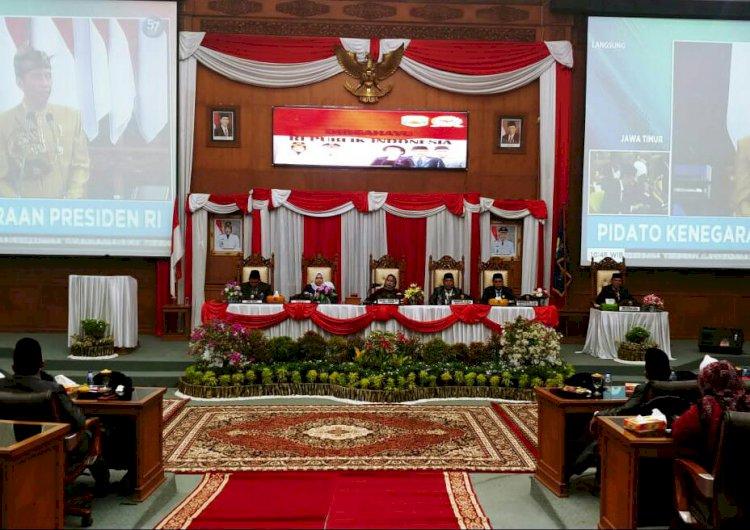 Kepada Rakyat Indonesia, Jokowi: Saya Minta Izin Pindahkan Ibu Kota ke Kalimantan