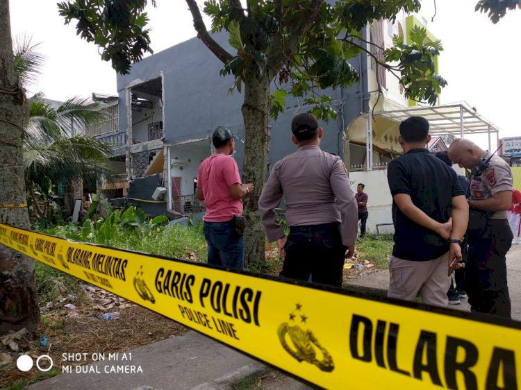 Korban Ledakan Gas di Tanjab Barat Kini Dirawat di Rumah Sakit Jambi