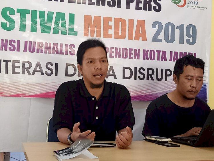 Festival Media AJI Tonjolkan Unsur Kebudayaan Jambi