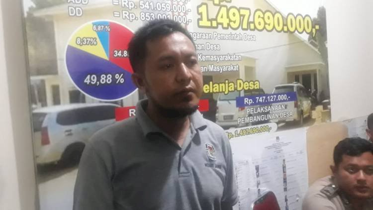 Berstatus Tersangka, Pelantikan Fathuri Sebagai Anggota DPRD Ditunda