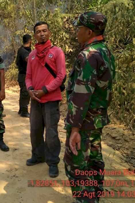 Gubernur Fachrori Berduka, Anggota Manggala Agni Meninggal Tertimpa Pohon Saat Pemadaman Karhutla