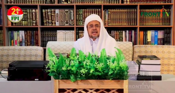 Innaalillaahii, Habib Rizieq Sebut BPIP Tak Paham Pancasila, Tapi Digaji Rp 100 Juta