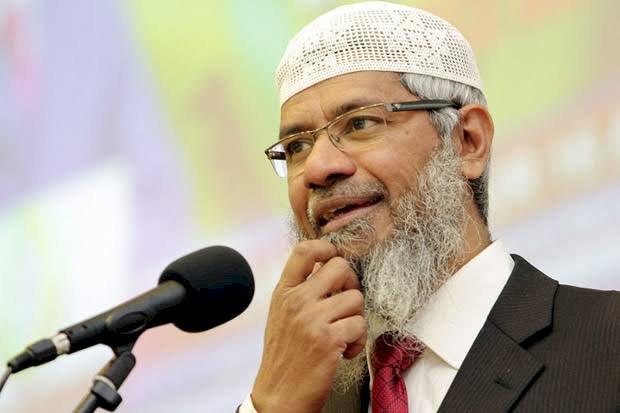 Polisi Malaysia Terima 515 Laporan Soal Zakir Naik
