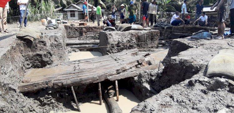 Galangan Kapal Kuno Zabag, Membuka Misteri Wangsa Mudra