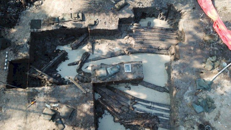 Ternyata Galangan Kapal Tertua di Asia Tenggara Ada di Sabak Jambi, Indonesia