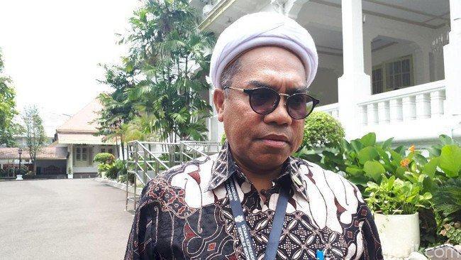 Habib Rizieq Tuding Soal Pencekalan, Ngabalin: Jangan Tuduh Macam-macam!