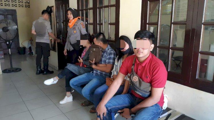 Indehoy, Tiga Pasangan Bukan Suami Istri di Merangin Diamankan Polisi