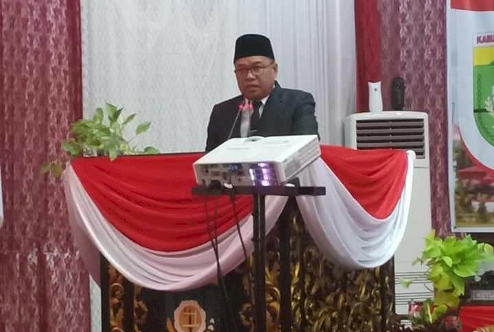 Martunis Jabat Ketua Sementara DPRD Bungo, Jumiwan Wakil