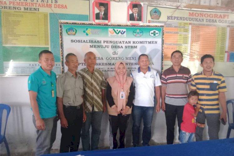 Goreng Meni Jadi Desa Bebas Rokok