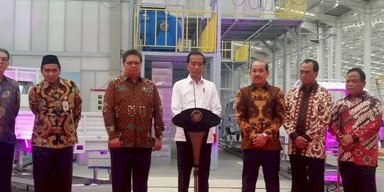 Horee! Akhirnya Jokowi Resmikan Pabrik Mobil Esemka